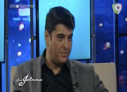 Con Jatnna Presenta Una Entrevista A Leonardo Villalobos