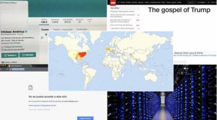 El mayor ataque ciberterrorista en 10 años impide ingresar a sitios como CNN, Infobae, New York Times y Twitter