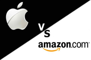 Apple demanda por productos falsos en Amazon