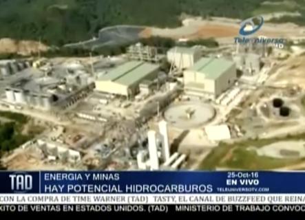 Mas detalles del posible hallazgo de hidrocarburos en República Dominicana