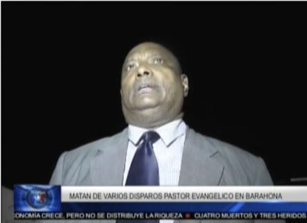 Asesinan a pastor Evangélico mientras se disponía a abrir la iglesia