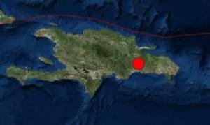Temblor de 4.4 estremece el país