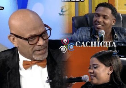 Nelson Javier Entrevista A La Insuperable Y Toxic Crow En 'Buena Noche'