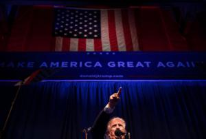"""Cómo se forjó la victoria """"improbable"""" de Donald Trump"""