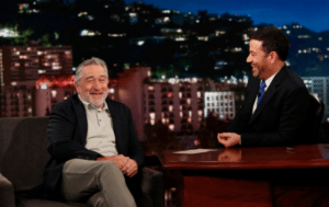 Robert De Niro ya no puede golpear a Donald Trump