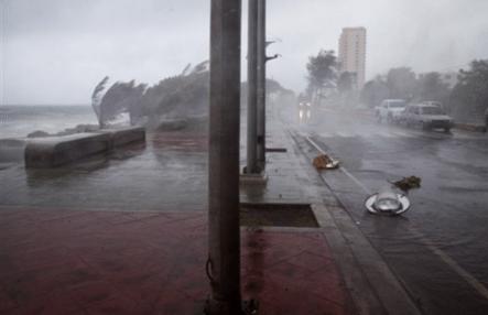 Pese A Terminar Temporada Ciclónica El País Continúa  Riesgo De Verse Afectado Por Huracanes