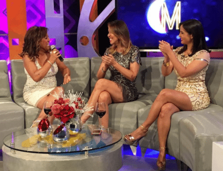Milly Quezada En Una Noche Especial Para El Merengue Dominicano En Esta Noche Mariasela