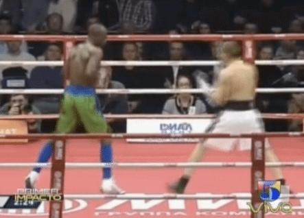 En 39 Segundos Tumbaron Al Campeón Internacional En Boxeo Y Le Quitan El Titulo Mundial