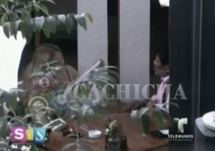 Periodistas Capturan A Niurka Marcos Y Su Ex Hablando Muy Cariñosamente En Un Restaurant
