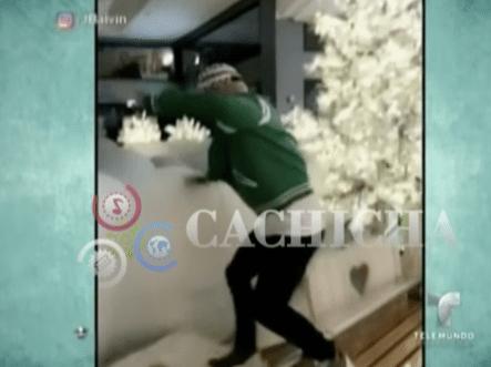 ¿Qué Es Lo Que Anda Haciendo J Balvin En Navidad?