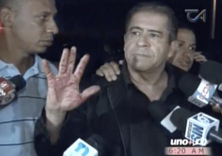 General Percival Peña: Esta Es La Sangre De Mi Hijo