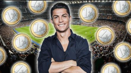 Cristiano Ronaldo Es El Deportista Mejor Pagado Del Mundo. Mira Cuanto Dinero Recibe Este Futbolista Día Tras Día