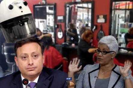 Altagracia Salazar Se Molesta Con El Procurador Por El Escandalo Odebrecht: El Como Que No Ve Los Periódicos Por Estar Arreglandose En El Salón