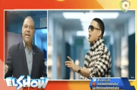 La Verdad De Aridio Castillo En El Show Del Mediodía