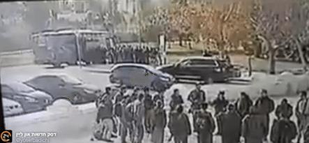 Atentado En Jerusalem.  Mortífero Ataque Con Un Camión En Jerusalém Deja Hasta El Momento 4 Personas Fallecidas