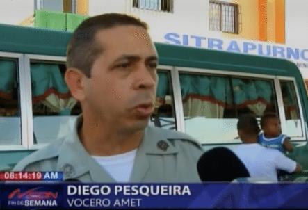 AMET Inicia A Multar Los Vehículos Que No Han Renovado El Marbete