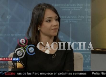 Entrevista Especial A La Diputada Faride Raful Para Tratar El Caso De Corrupción De Odebrecht Y Funcionarios