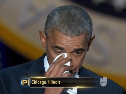 Entre Lagrimas Y Risas Obama Se Despide Para Siempre De La Casa Blanca