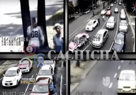 Arrestan A Ladrón En Calles De México Que Se Dedicaba A Robar A Conductores