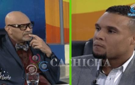 Nelson Javier Entrevista En Exclusiva Al Pelotero De Grandes Ligas Carlos Gómez En 'Buena Noche'