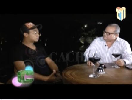 Entrevista Especial Al Salsero David Kada En El Programa Confabulaciones