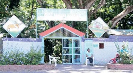 Están Restaurando El Zoologíco De Moca