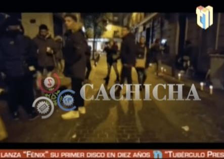 Mataron A Tiros A Un Dominicano En Una Calle De Madrid