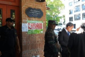 La DGII cierra restaurante La Dolcerie