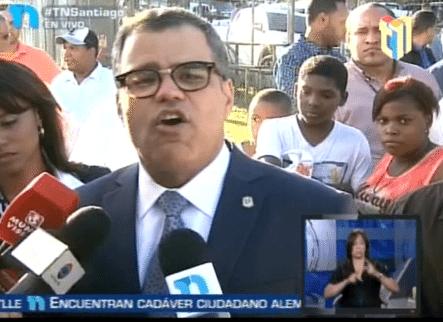 Tommy Galán Le Responde A Hipolito Mejia Por Lo Que Dijo De Leonel Y Danilo