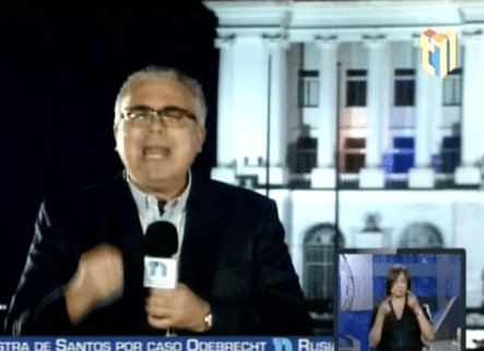 Roberto Cavada Continua Defendiendo A Angel Rondón De Las Acusaciones De Corrupción Y Asegura Que Lo Quiere Echar Un Cubo De Pupú