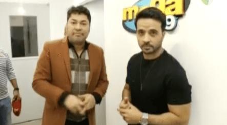 El Pachá Entrevista En Exclusiva Al Cantante Internacional Luis Fonsi