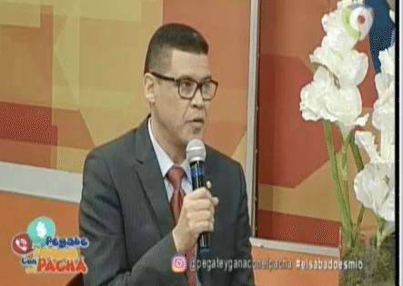 El Pachá Presenta: Estrella Por Siempre Ricardo Nieves, Uno De Los Mejores Periodistas De La República Dominicana