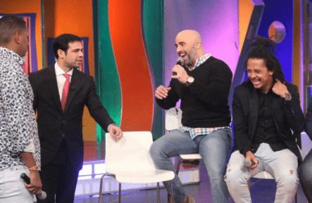 Más Roberto Presenta El Divertido Segmento De Hombre Y Mujer