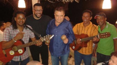 Don Francisco De Vacaciones En República Dominicana