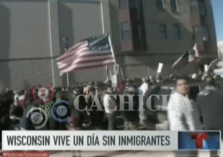 Wisconsin Vive Un Día Sin Inmigrantes