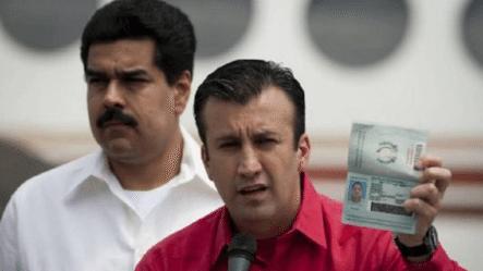 Gobierno De Estados Unidos Le Congela Cuentas Y Le Quitan Empresas Al Chapo Venezolano De La Droga Tarek El Aissami Vicepresidente De Venezuela