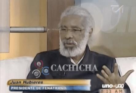 Entrevista A Juan Hubieres. El Líder Sindical Habla Sobre Las Debilidades De La Nueva Ley De Transito