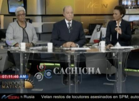 En Enfoque Matinal Hablan Sobre El Cruel Asesinato De Los Periodistas De San Pedro