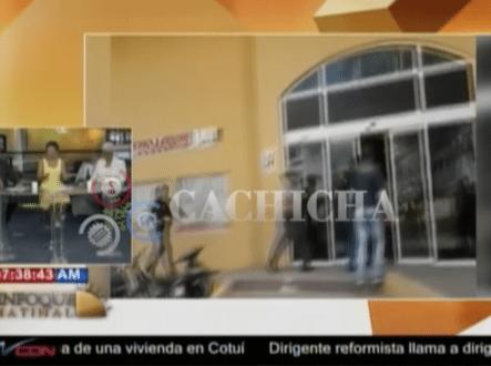 Divulgan Videos De El Momento Del Asesinato De Periodistas De San Pedro En Centro Comercial