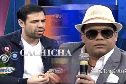 Entrevista De Fuego A Hector Acosta 'El Torito' Con Roberto Ángel En Más Roberto