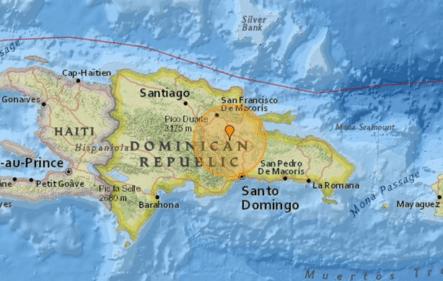 Temblor De 4.5 Se Siente Con Fuerza En Varias Zonas Del País