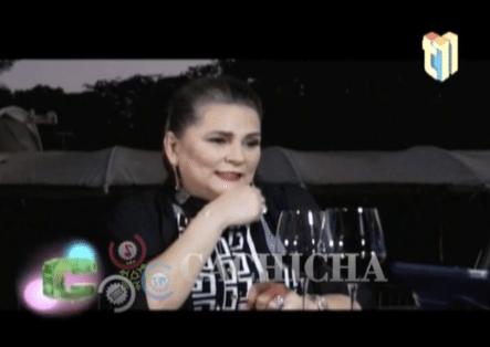 Entrevista A Jatnna Tavarez En El Programa Confabulaciones