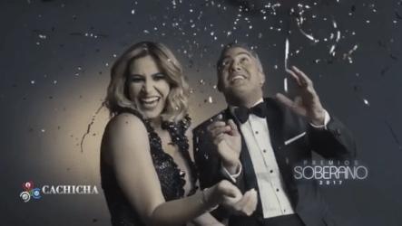 Pamela Sued Y Francisco Vásquez Serán Los Presentadores De Los Premios Soberanos 2017
