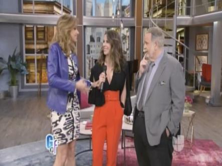 Kate Del Castillo Le Dió Una Sorpresa Al Gordo Y La Flaca