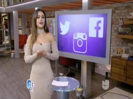 Clarissa Molina Presenta Todo Lo Que Anda Sonando En Las Redes Sociales De Los Famosos