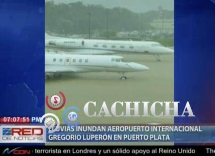 Imágenes De Las Inundaciones Del Día De Hoy En Puerto Plata
