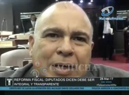 Diputados Aseguran Que Si Se Aumentan Los Impuestos Habrá Mayor Desarrollo Y Progreso Para El País