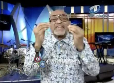 Nelson Javier El Cocodrilo Explota Con Todo El Mundo Y Habla De Los Que Recibieron Dinero En Acroarte