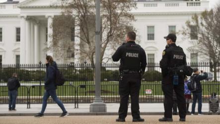 Nuevas Restricciones. Incrementan Seguridad En La Casa Blanca