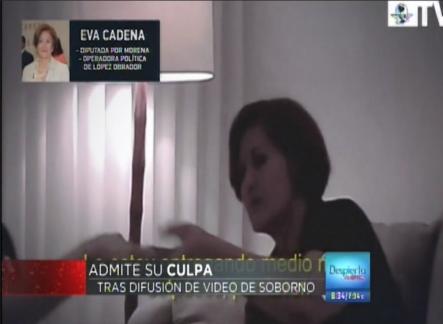La Agarraron Con Las Manos En El Soborno. Video Muestra Acto De Corrupción